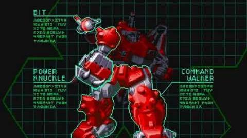 Sega Saturn - Cyberbots Full Metal Madness (J) Intro (HD)