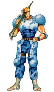 ForgottenWorlds Unknown Soldier Blue
