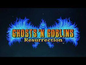 Ghosts 'n Goblins Resurrection - Launch Trailer