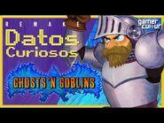 Curiosidades de Ghosts 'n Goblins (Serie)