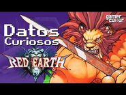 Curiosidades de Red Earth - Warzard