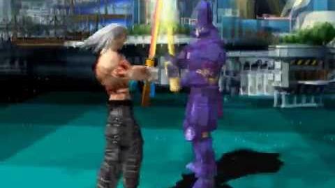 (Demo) スターグラディエイター2 Plasma Sword (C)Capcom 1998