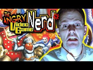 Ghosts N' Goblins (NES) - Angry Video Game Nerd (AVGN)