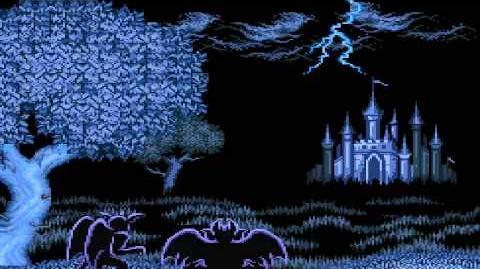 Super Ghouls'n Ghosts - Intro Super Nintendo HD