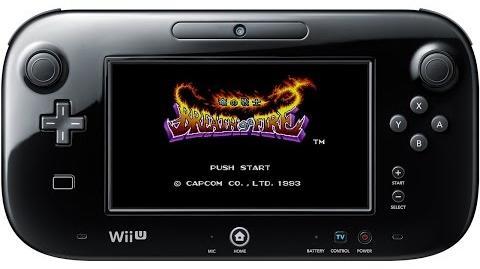 ブレス オブ ファイア 竜の戦士 プレイ映像 Wii U