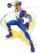Project × Zone 2 Captain Commando