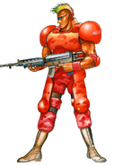 ForgottenWorlds Unknown Soldier Red