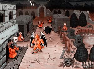 GQ Demon Village