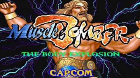 Muscle Bomber Saturday Night Slam Masters - Alexi Zalakoff(Original CPS1 Arcade Version)