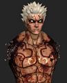 Armless Asura