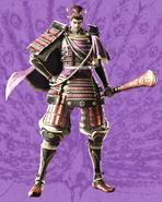 BASARA 4 Yoshiteru Ashikaga