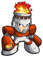 SFxAC Fire Man