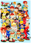 Adventure Quiz Capcom World Akiman