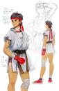 SFIV Sakura Alt Costume