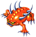 BoF Horn Toad