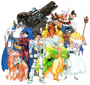 Cyberbots Kinu Nishimura