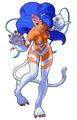 Darkstalkers 3 Felicia