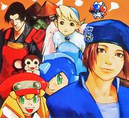 Capcom Famitsu Group