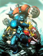 Megaman tribute by ngboy-d3egj6y