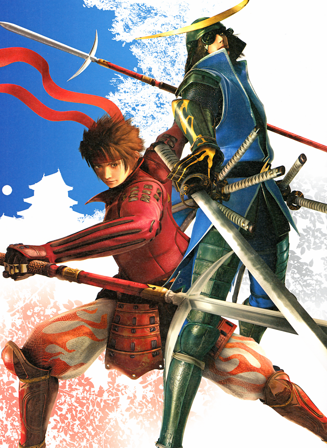 BASARA Japanese Cover Art.png