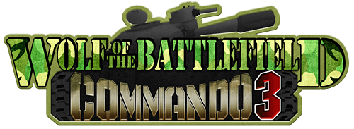 Wolf of the Battlefield: Commando 3