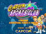 Capcom Sports Club