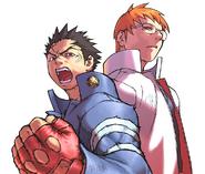 Batsu&Kyosuke