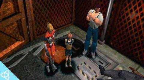 Resident Evil 2 Early Prototype - Elza Walker and Leon Gameplay Biohazard 1