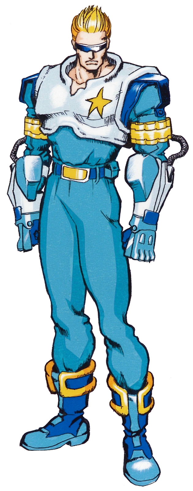 Captain Commando (character)