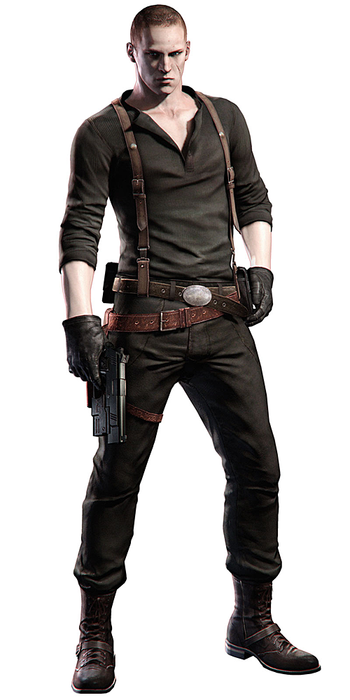 resident evil 6 characters jake