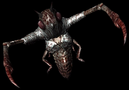 RE Darkside Giant Moth Parasite