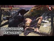 Dragon's Dogma Game Over Scenes - Episode 1