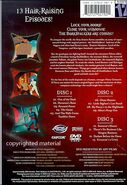 Darkstalkers Out Of The Shadows (Back)