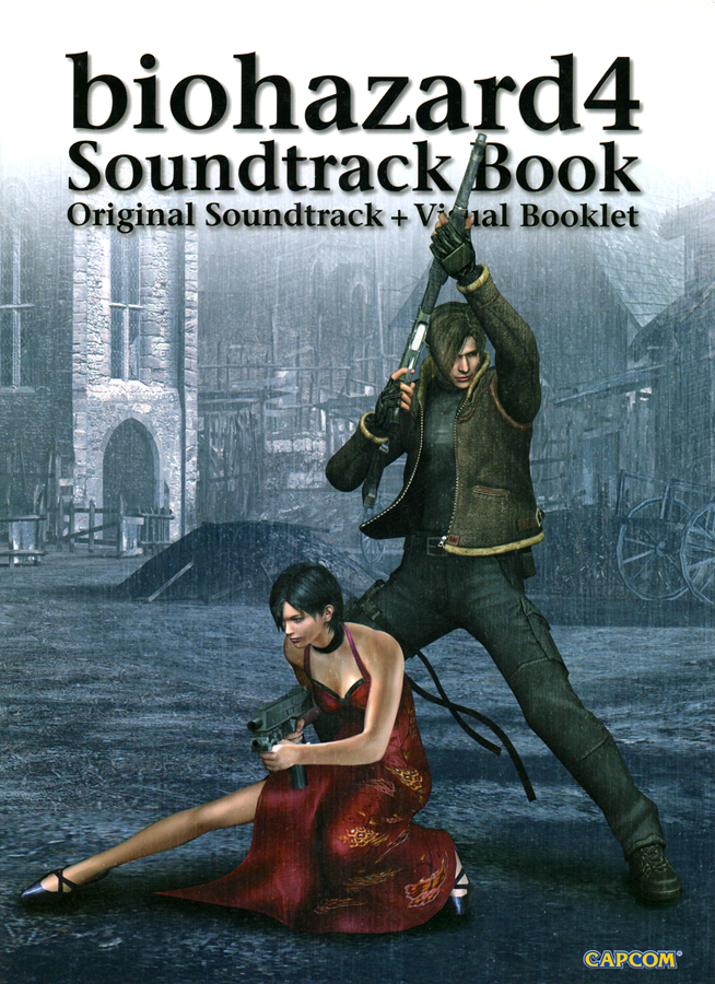 RE4 OST Book.png