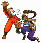 PS2Falcon&Rouge