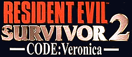 Resident Evil Survivor 2 - CODE: Veronica