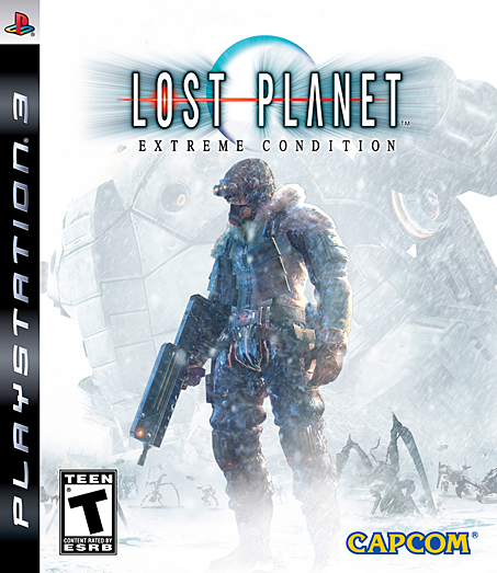 Lost Planet (series)
