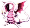 BoF Sara Dragon Form