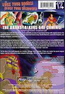 Darkstalkers Battle Storm (Back)