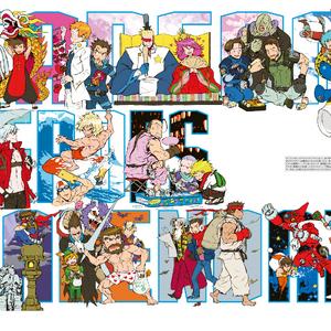 Heroes of Capcom Calendar Art.png