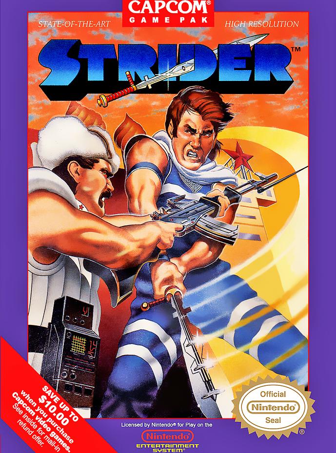 Strider NES Box.png