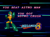 Special Weapons (Mega Man 8)