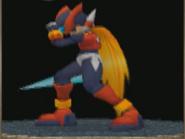 Mega Man Zero (Onimusha Blade Warriors)