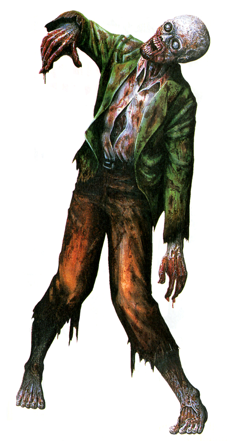 Gallery:Zombie (Resident Evil)
