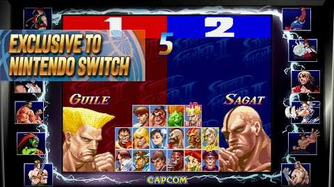 Street Fighter 30th Anniversary Collection – Exclusive Tournament Battles – Nintendo Switch