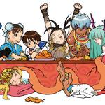 Kinu Nishimura Capcom Heroines.png