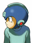 Mar Cap Mega Man B
