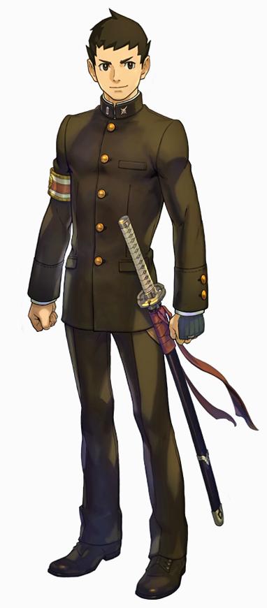 Ryūnosuke Naruhodō