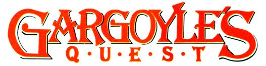 Gargoyle's Quest