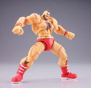 Zangief - Revoltech - Street Fighter Online - Mouse Generation